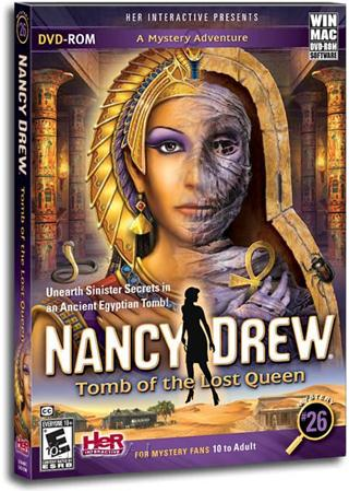Nancy Drew Tomb Of The Lost Queen PC Full TiNYiso Descargar 2012