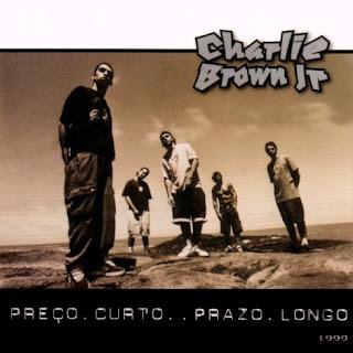 Charlie Brown jr. Preço Curto, Prazo Longo CD Capa