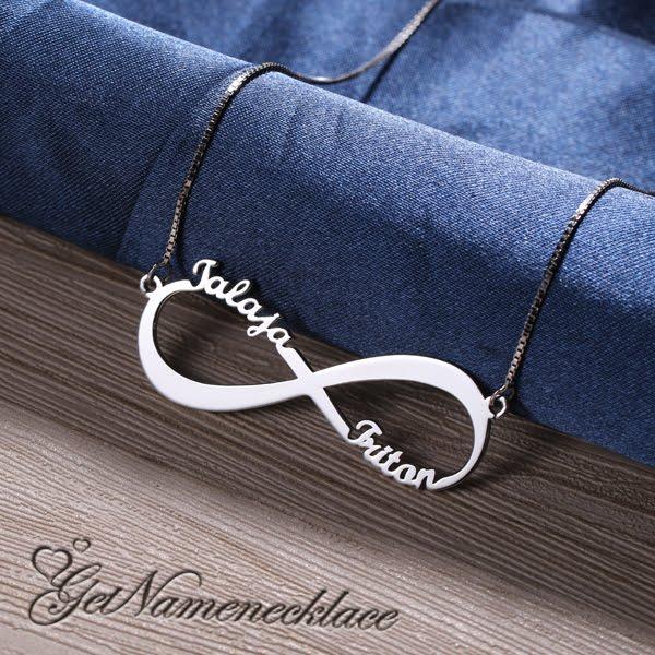 getnamenecklace custom necklaces for girlfriend