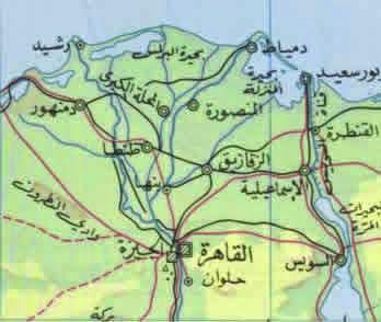 محافظتي الشرقية و القاهرة يتنازعان على ضم مدينة بلبيس والعاشر من رمضان اليهم ضمن خطة التوسع الجديدة