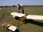 1/4 Scale Bleriot X1