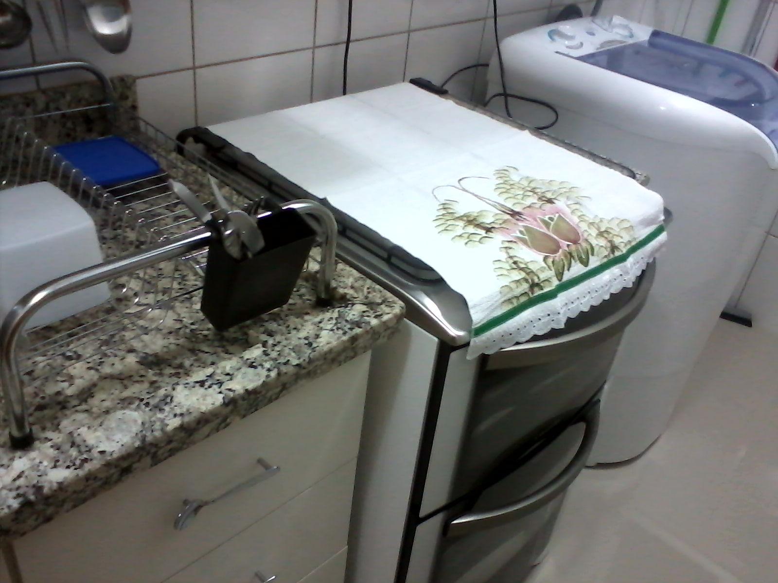 Nosso fogão é ótimo! Tem dois fornos! Perfeito pra mim que só sei  #273660 1600x1200