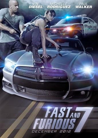 Fast & Furious 7 (A todo gas 7) (2015) - Subtitulada