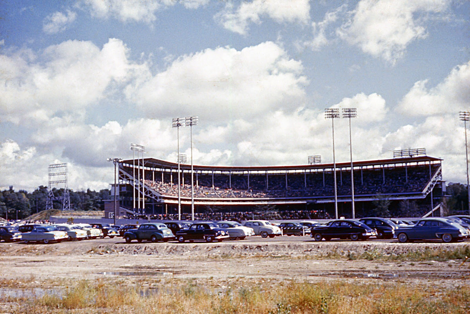 1000+ images about Milwaukee County Stadium on Pinterest ...
