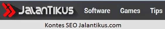 Kontes SEO Jalantikus.com