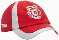 Buy Kings XI Punjab Kxip Team Cap Rs. 210 only at Amazon.