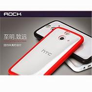 เคส-HTC-One-E8-รุ่น-Bumper-Rock-หลังใส-ของแท้