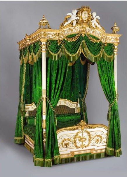 What Would The Second Empire Be Without Its Swags, Valances And Tufting?
