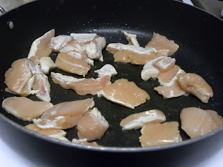 Cooking Chicken Breast - Chicken Stir Fry Recipe
