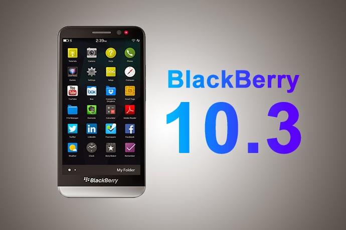 Update OS BlackBerry 10.3.1 Terbaru Untuk BB Seri Z, Q dan P