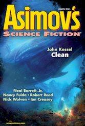 Asimov's, March 2011