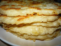 Сырные лепешки