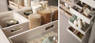 Accessoires cuisine intégrée