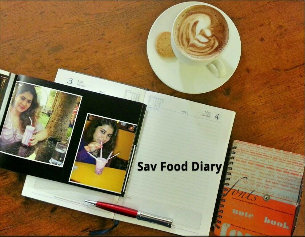 Sav Food Diary