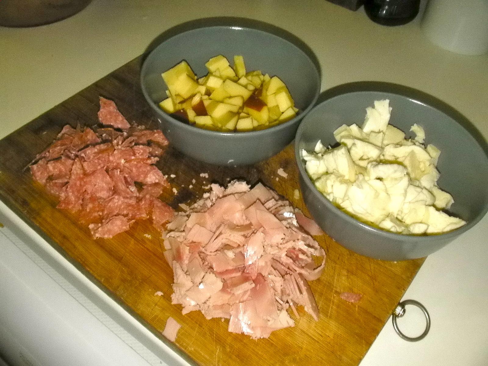 La cucina di loredana spezie profumate gateau di patate alla napoletana - Loredana in cucina ...