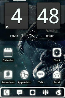 ADW EX launcher android