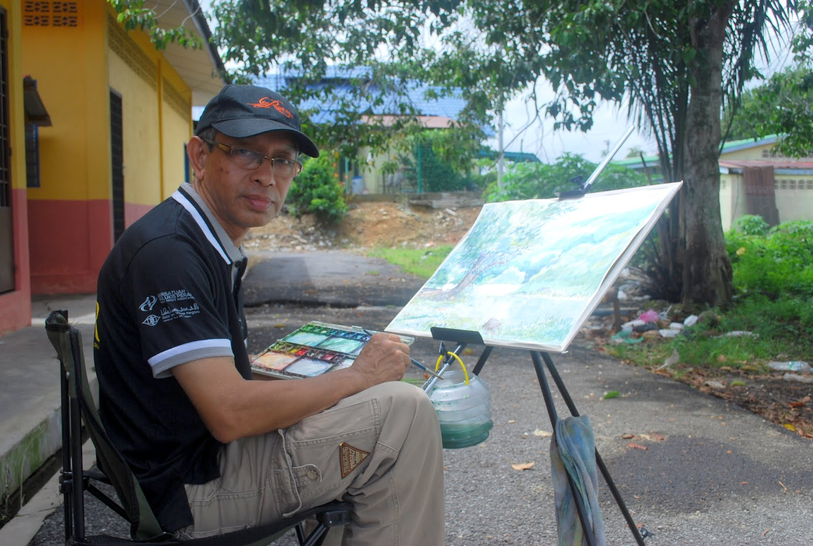 PLEIN AIR: Perak Man Arts Trail