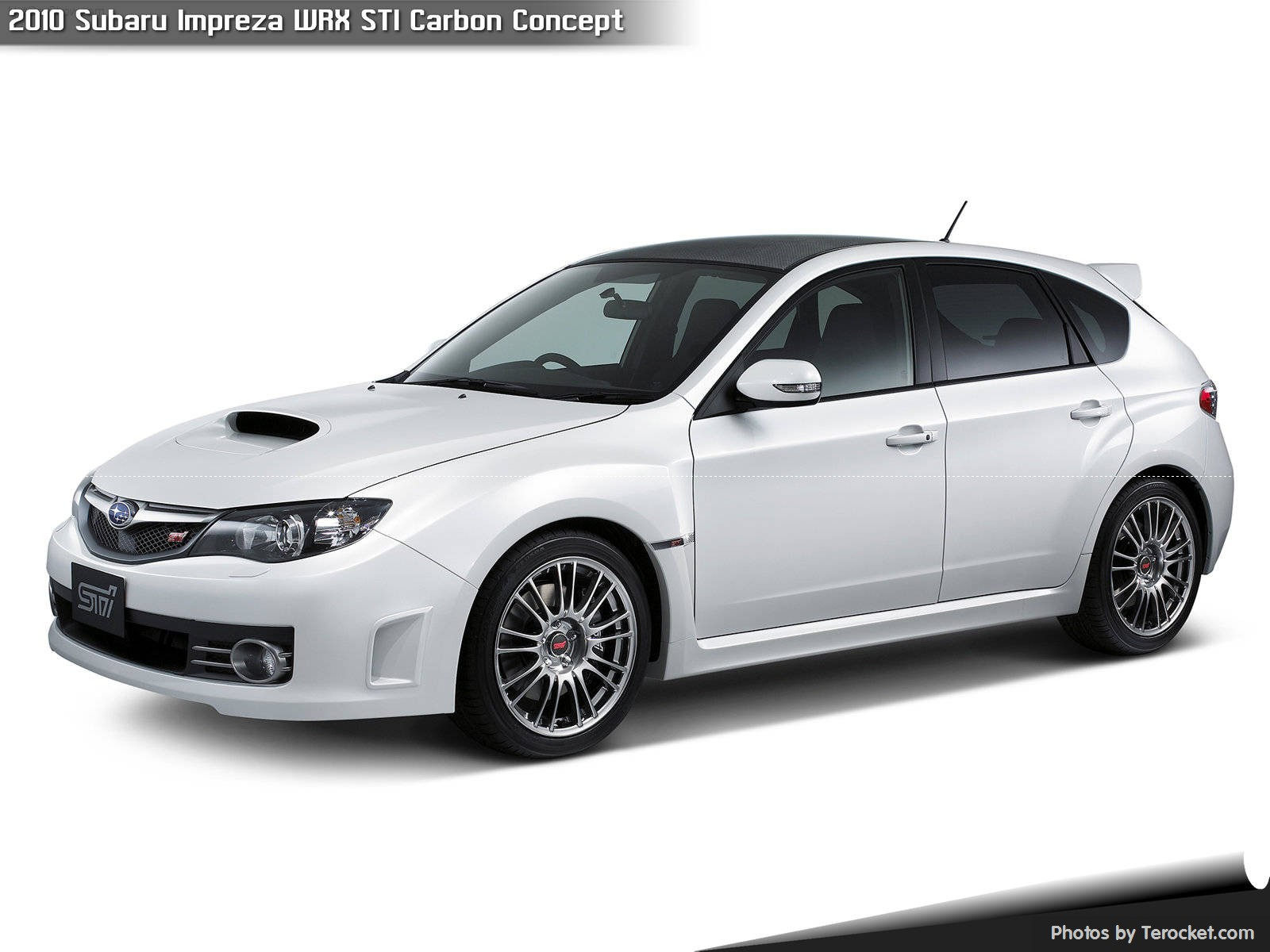 Hình ảnh xe ô tô Subaru Impreza WRX STI Carbon Concept 2010 & nội ngoại thất