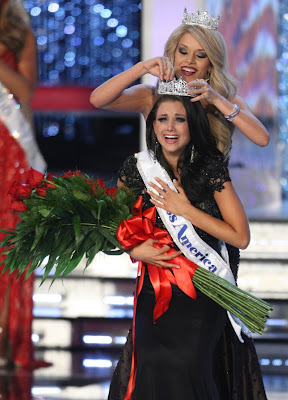 Miss Wisconsin Laura Kaeppeler Won Miss America 2012 Wallpapers
