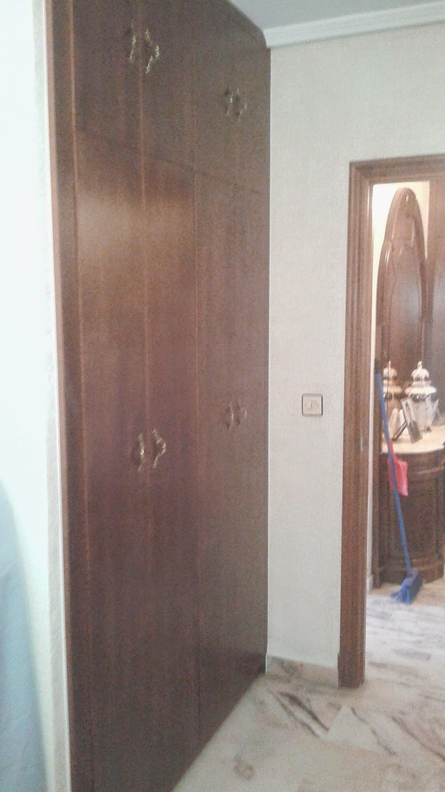 Nea muebles a medida montaje armario a medida chapa de - Armarios de chapa ...