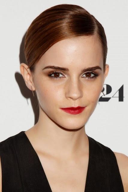 Emma Watson Short Hairstyles Season