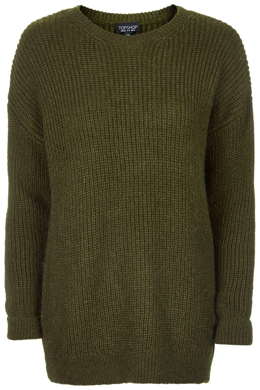 khaki jumper