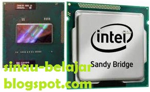 processor intel sandy bridge untuk desktop