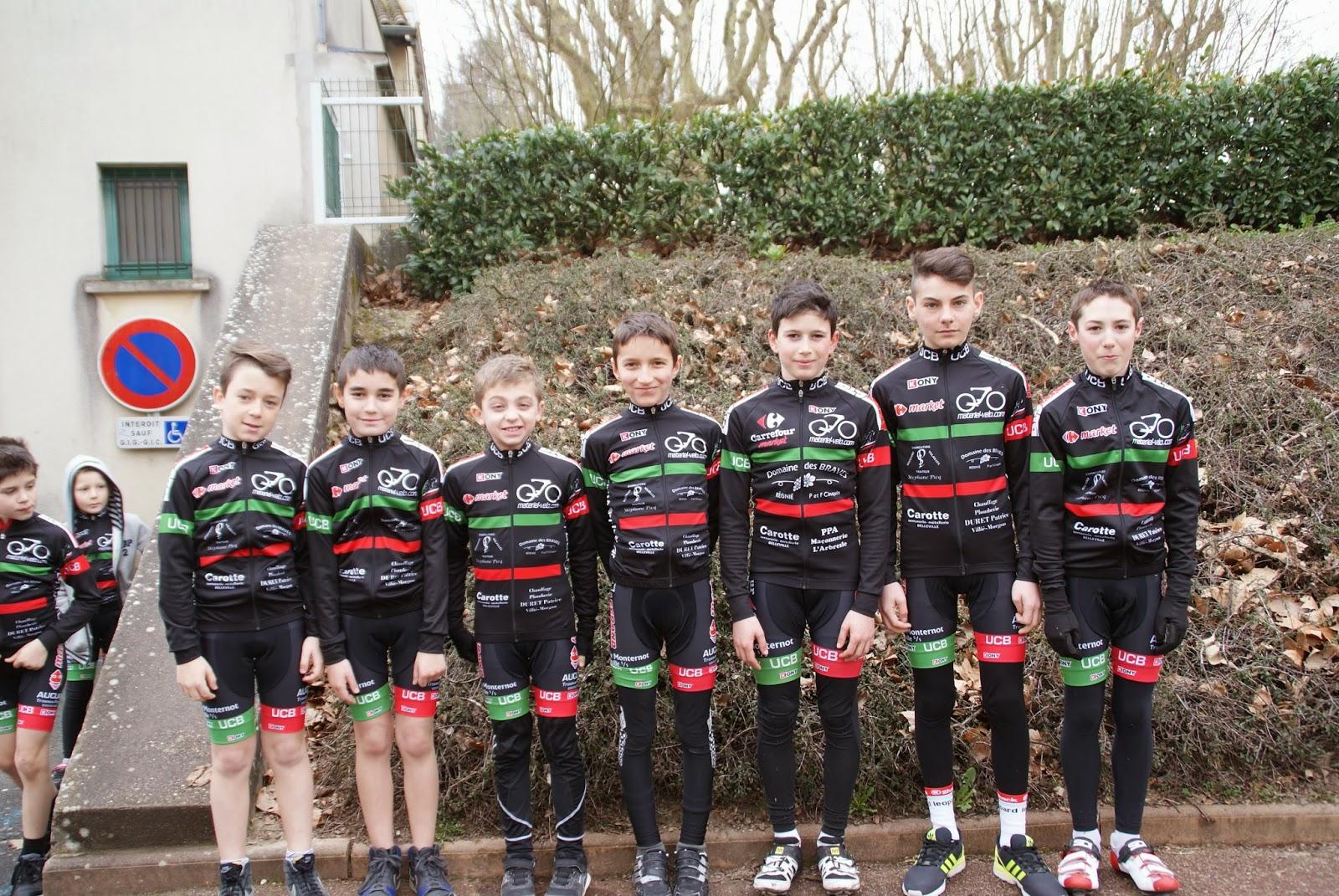 Union cycliste bellevilloise ucb effectif 2015 for Garage peugeot paris nice belleville