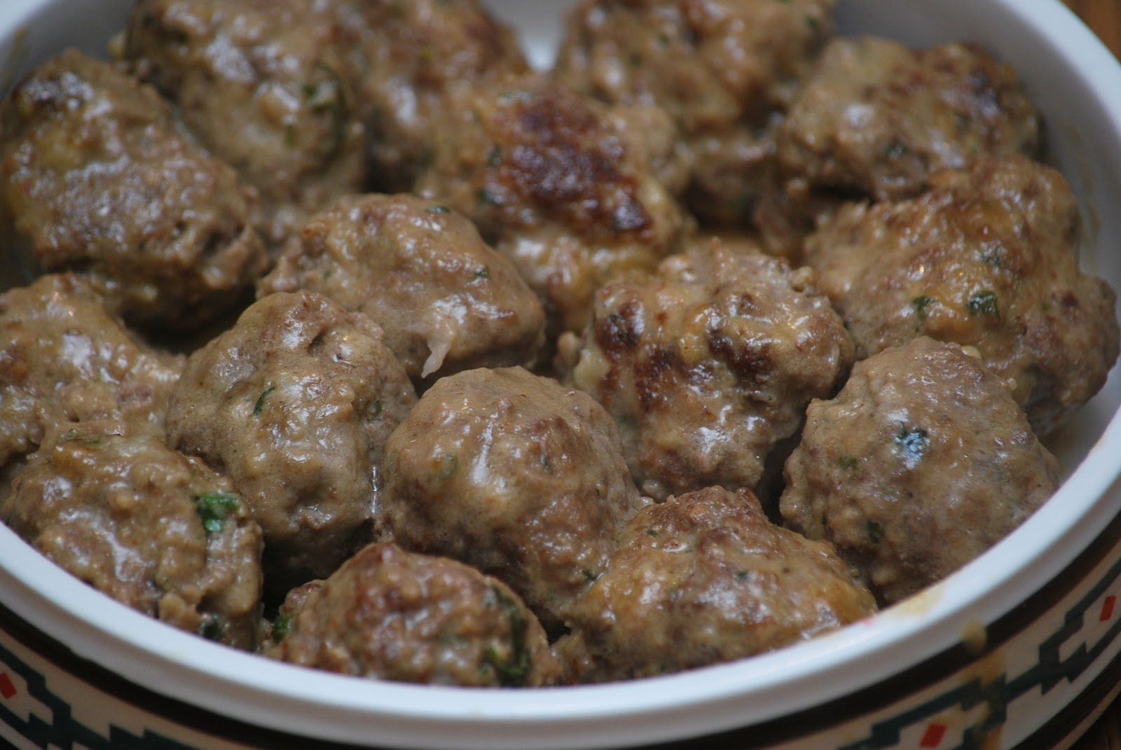 My story in recipes: Swedish Meatballs