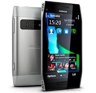 مواصفات وصور وسعر Nokia X7-00 فى مصر