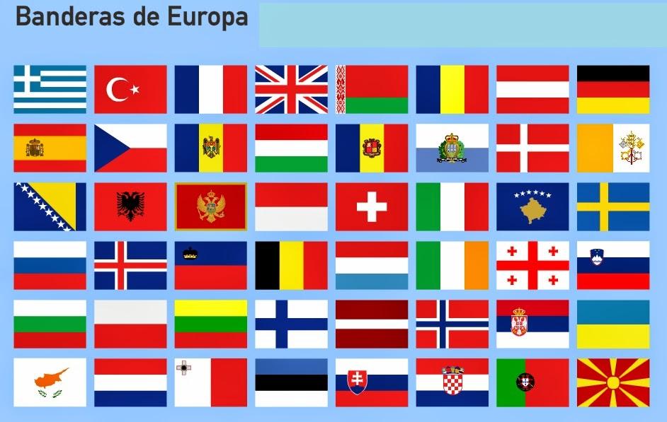 Lets go Vamos Mas juegos sobre Europa