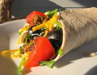 Ricetta per preparare Tortillas Messicane