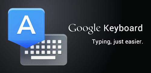 Google Keyboard Apk Gratis (Teclado de google Android)