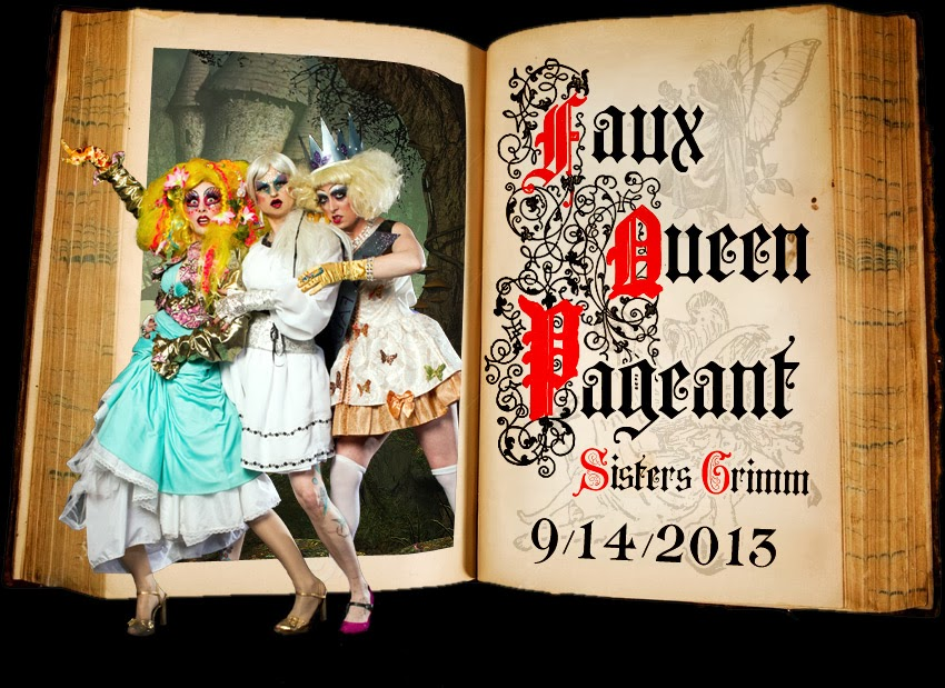 Faux Queen Pageant