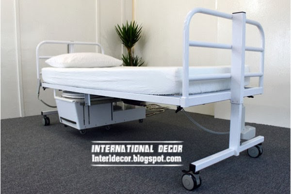 bed with toilet, creative beds for modern interior