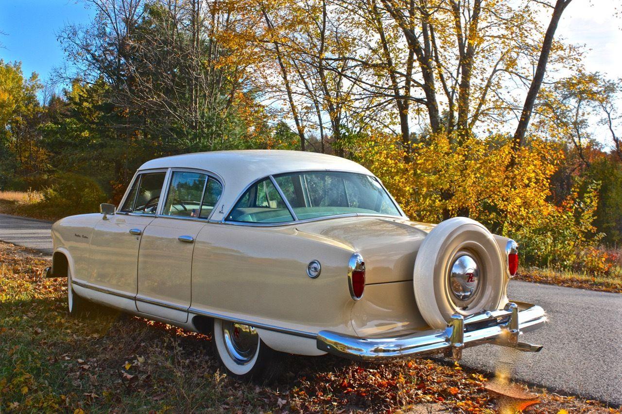 All American Classic Cars 1955 Hudson Nash Rambler