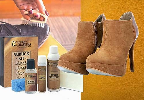 Perawatan Sepatu Nubuck