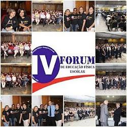 IV Fórum de Educação Física Escolar