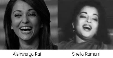 Aishwarya Rai | Sheila Ramani