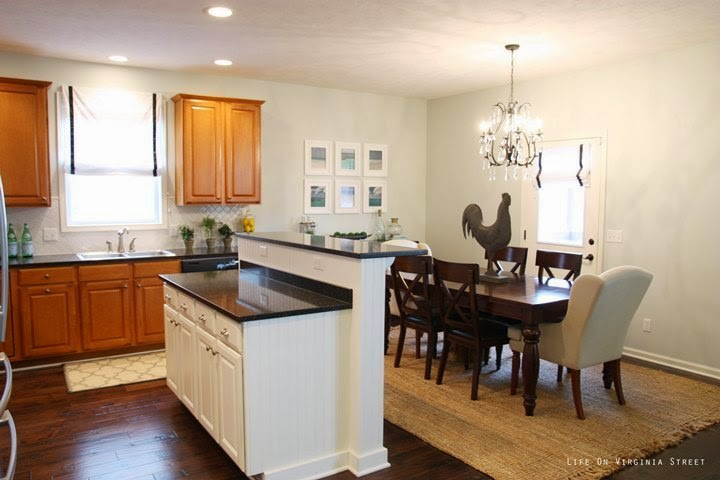 paint ideas for dining room kitchen