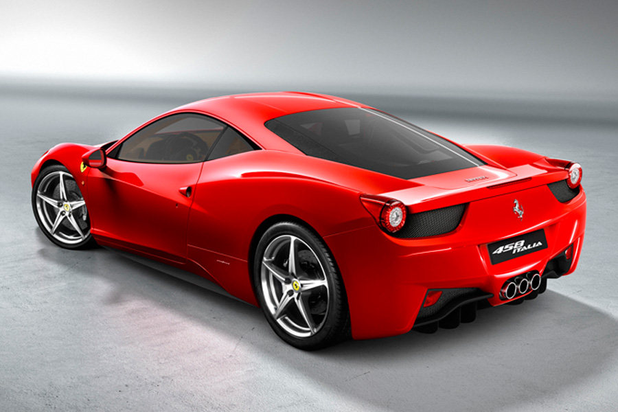 Latest Ferrari Car Models 5