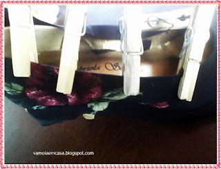 como forrar sapato com tecido restaurar sapato velho