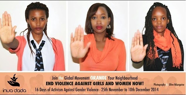 Mbugua's fiancé joins her in fight against violence meted on women