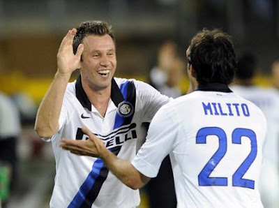 Inter Milan vs Partizan