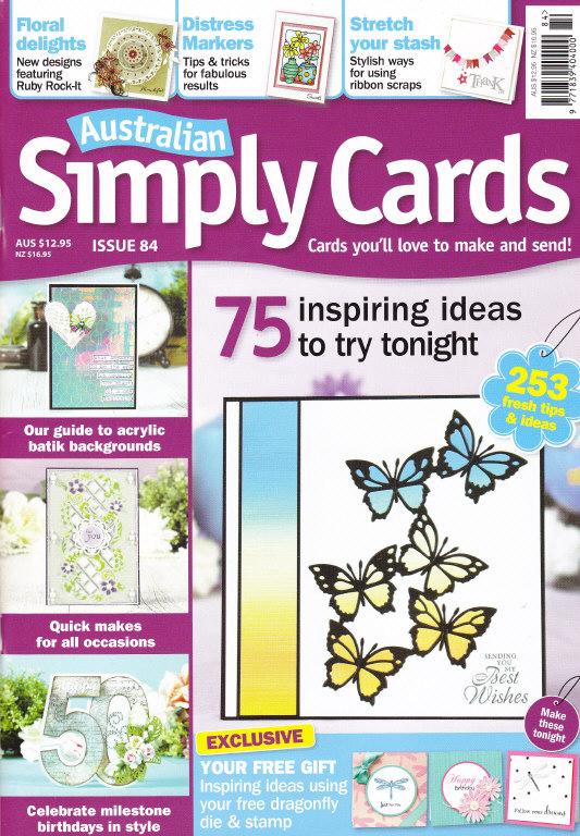 Australian Simply Cards #84