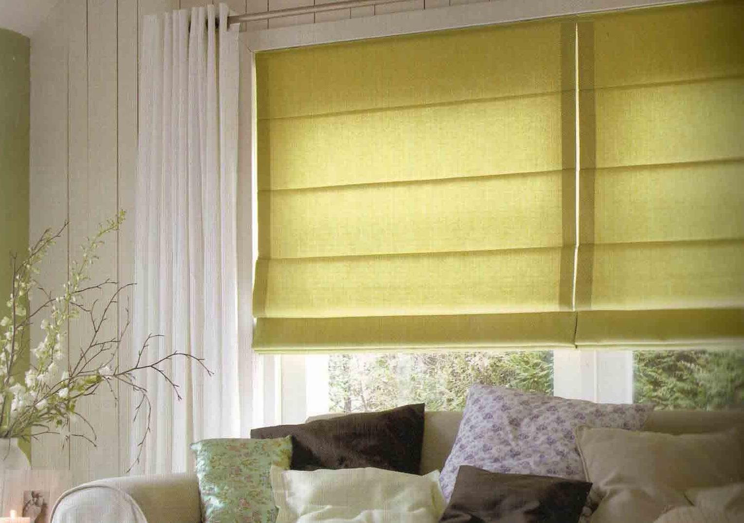 Cortinas estores roller persianas alfombras tapizones - Estores o cortinas ...