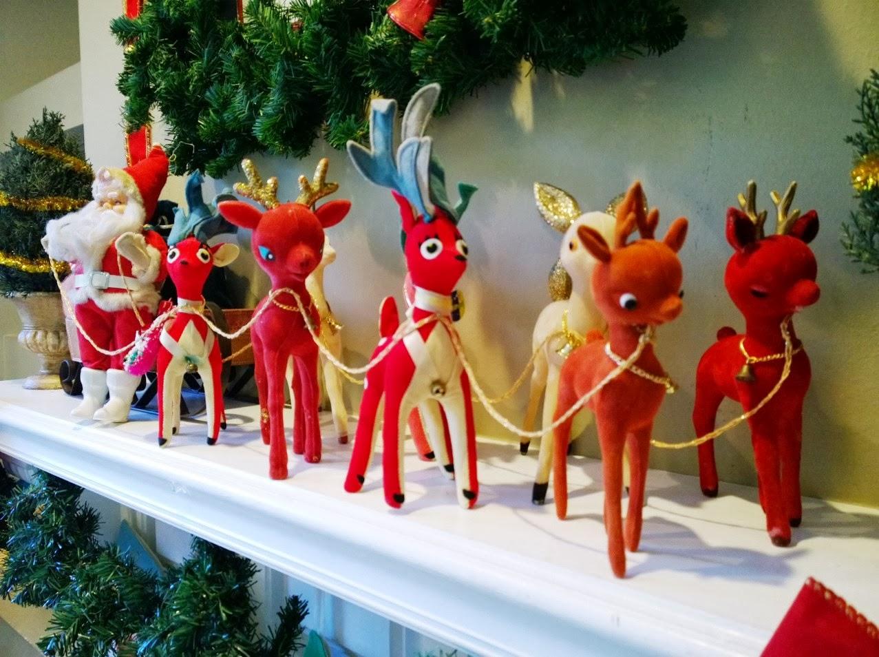 Corey Moortgat- Collage Artist: My Christmas House, Part 2