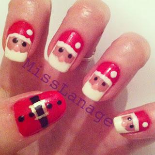 santa-nail-art-designs