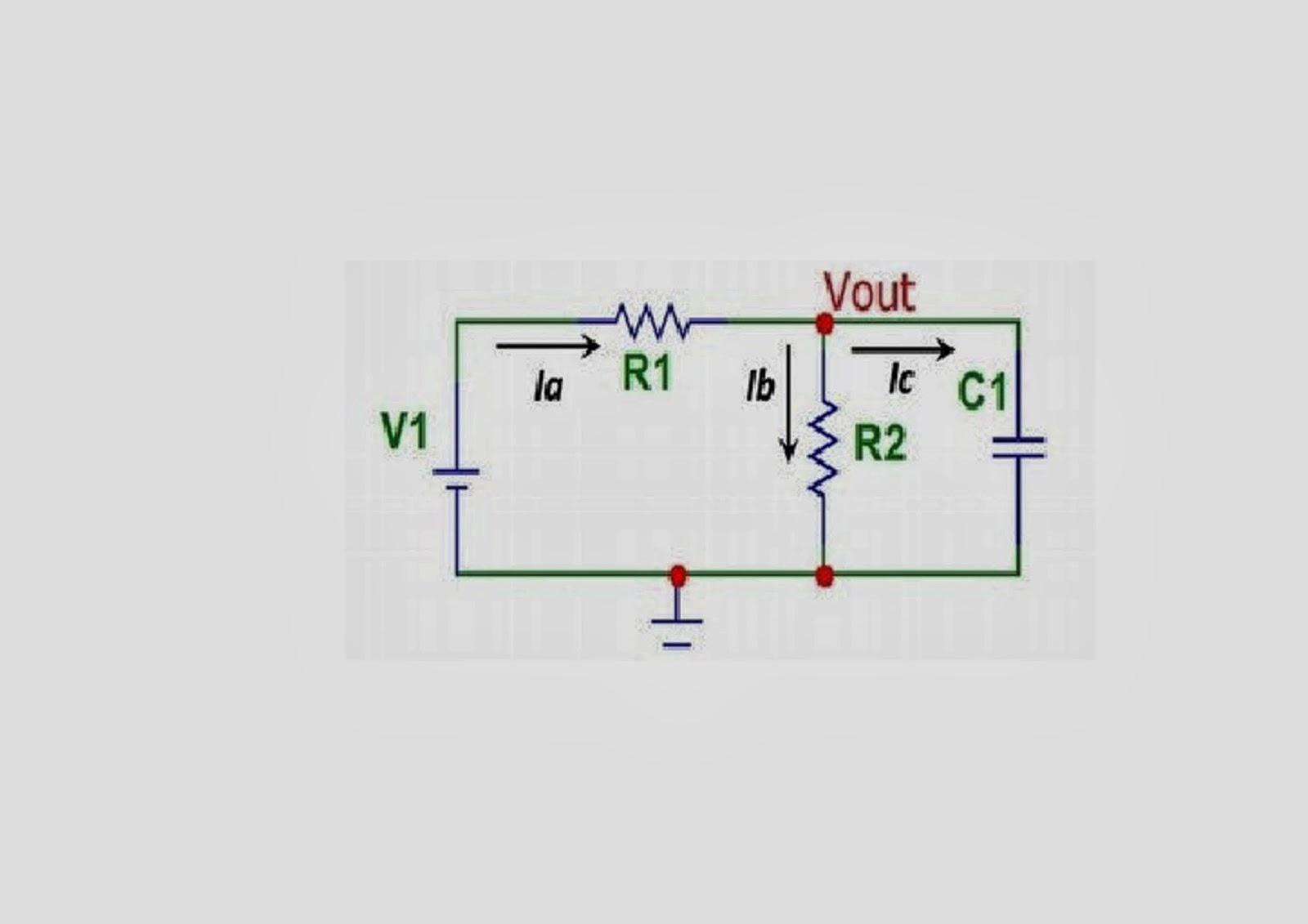Circuito Rc : Edublogdegavino: circuito rc paralelo