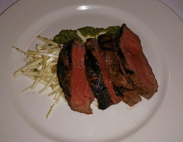 Pinotta, Italian, Fitzory, steak, celeriac remoulade